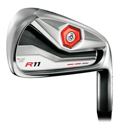TaylorMade R11 Iron back view
