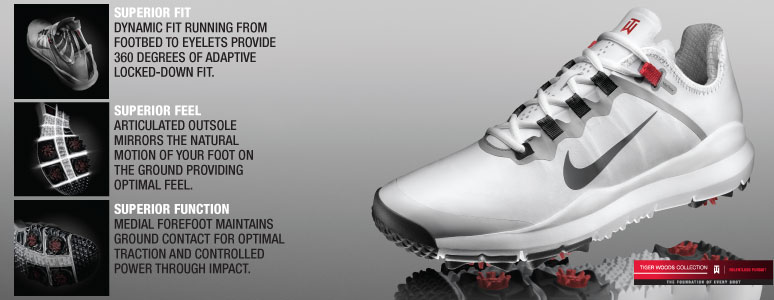 Nike TW 2013 Shoe Technology