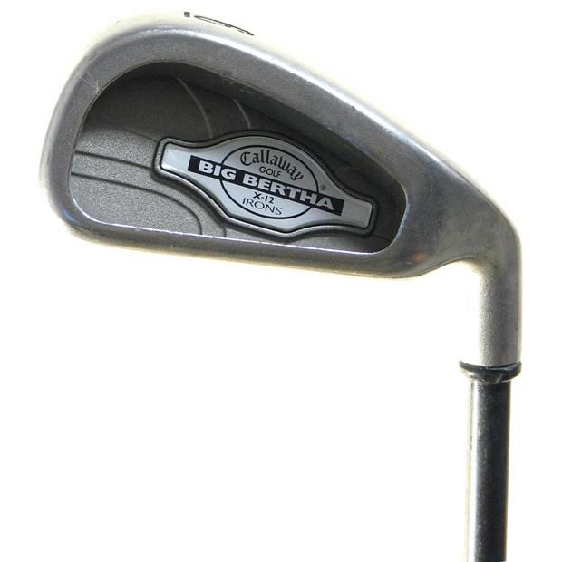 Callaway Golf Clubs Big Bertha x 12 3 PW Irons Regular