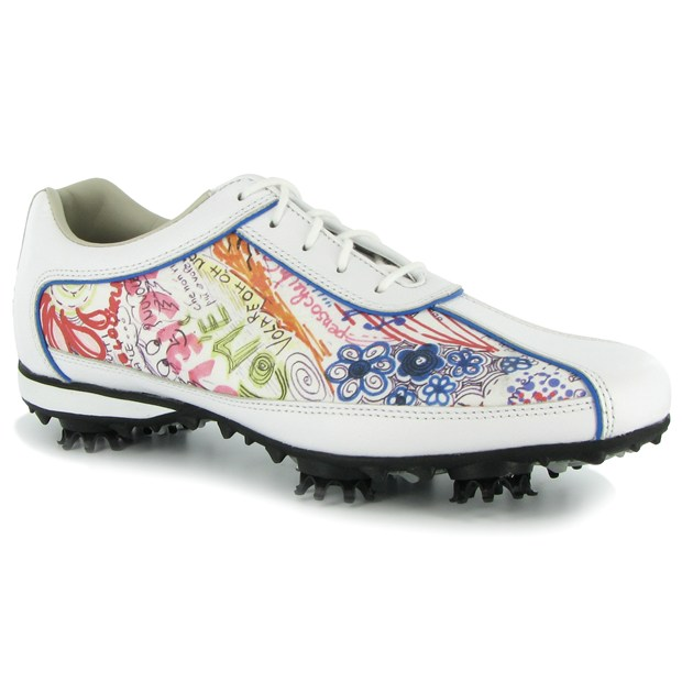 Footjoy Ladies Leather Golf Shoes