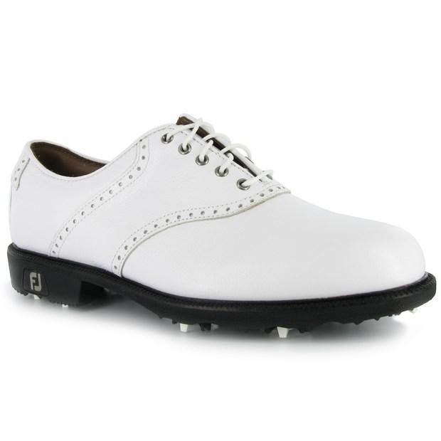 Footjoy Icon White Golf Shoes
