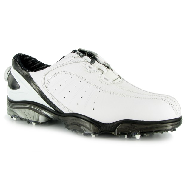 mens footjoy fj sport boa closeout golf shoes 53175 white