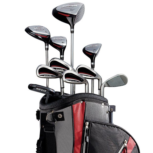 NEW CALLAWAY GOLF CLUBS STRATA 13-PIECE COMPLETE SET CLUB ... Callaway Golf Club Set