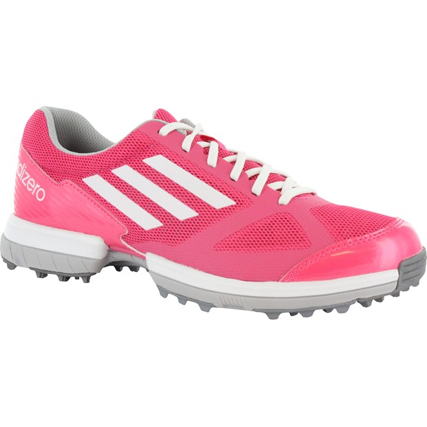 adidas adizero sport golf shoes q46634 pink