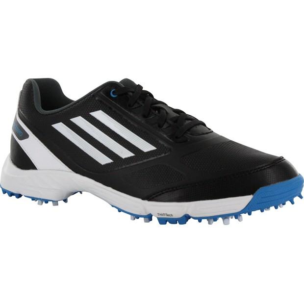 junior adidas adizero jr golf shoes q46989 black running
