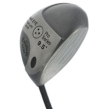 Callaway HAWK EYE PRO SERIES Driver Preowned Golf Club