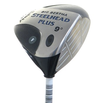 Callaway STEELHEAD PLUS Driver Preowned Golf Club