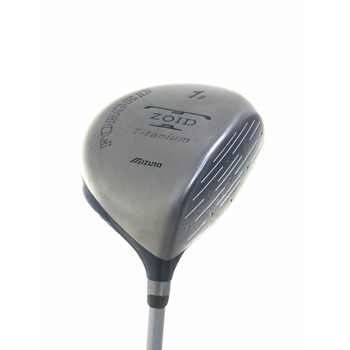 Mizuno T-ZOID FORGED TI Driver Preowned Golf Club