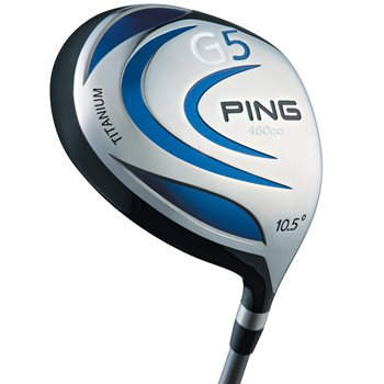 Ping G5 Driver Preowned Golf Club