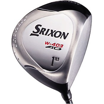 Srixon W-403 AD Driver Preowned Golf Club
