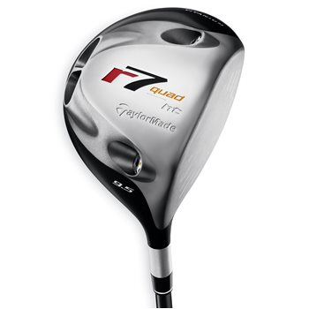 TaylorMade r7 quad ht Driver Preowned Golf Club