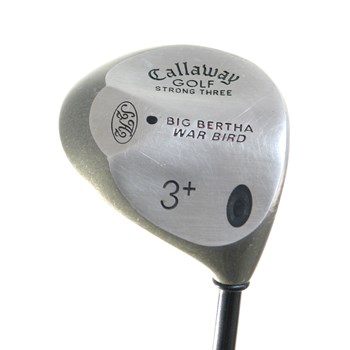 Callaway BIG BERTHA WAR BIRD Fairway Wood Preowned Golf Club
