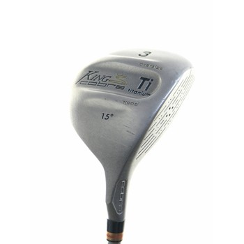 Cobra KING COBRA TI Fairway Wood Preowned Golf Club