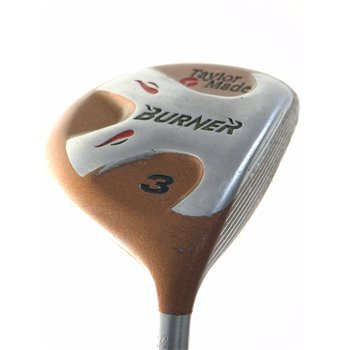 TaylorMade BURNER BUBBLE Fairway Wood Preowned Golf Club