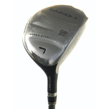 Tour Edge BAZOOKA Fairway Wood Preowned Golf Club