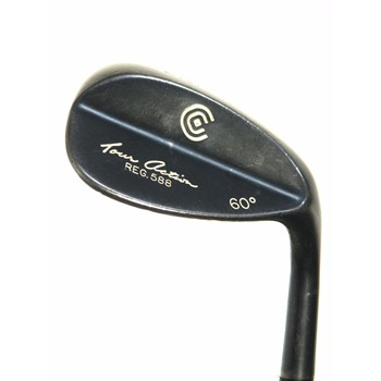 Cleveland 588 GUNMETAL Wedge Preowned Golf Club