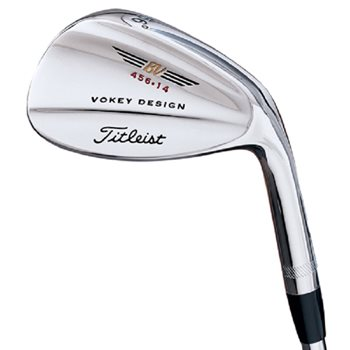Titleist VOKEY CHROME 400 SERIES Wedge Preowned Golf Club