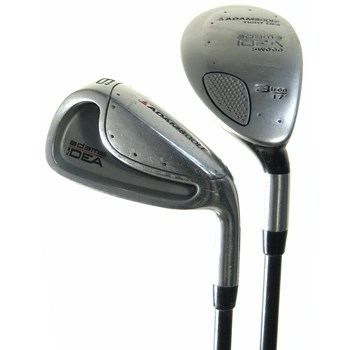 Adams IDEA Iron Set Preowned Golf Club