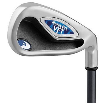 Callaway HAWK EYE VFT Iron Set Preowned Golf Club