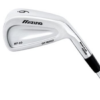 Mizuno MP-60 Iron Set Preowned Golf Club