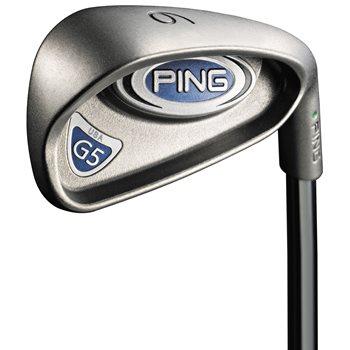 Ping G5 Iron Set Preowned Golf Club