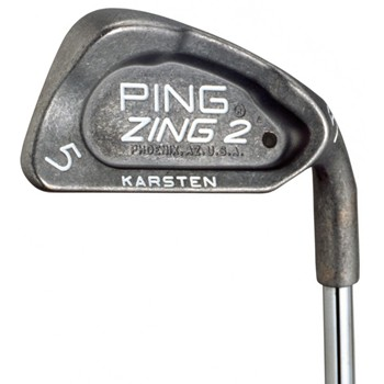 Ping ZING 2 Iron Set Preowned Golf Club