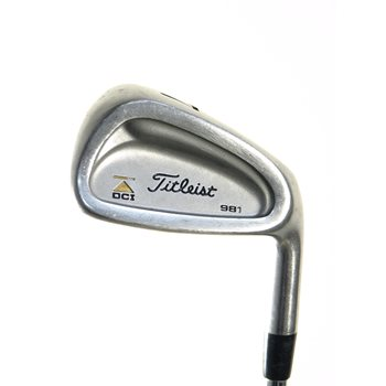 Titleist DCI 981 Iron Set Preowned Golf Club