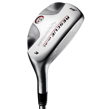 Taylor Made RESCUE DUAL Hybrid Preowned Golf Club