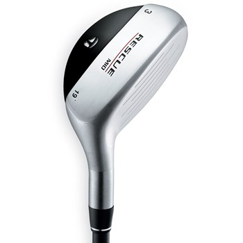 Taylor Made Rescue Mid Hybrid Preowned Golf Club
