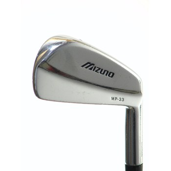 Mizuno MP-33 Iron Individual Preowned Golf Club