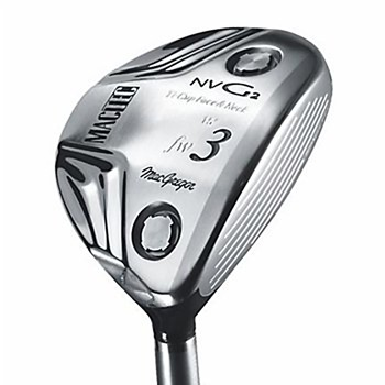 MacGregor MacTec NVG2 Draw Fairway Wood Preowned Golf Club