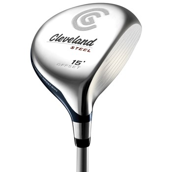 Cleveland LAUNCHER STEEL OFFSET Fairway Wood Preowned Golf Club
