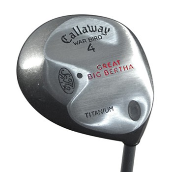 Callaway GREAT BIG BERTHA Fairway Wood Preowned Golf Club