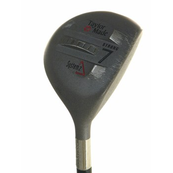 TaylorMade SYSTEM 2 MIDSIZE Fairway Wood Preowned Golf Club