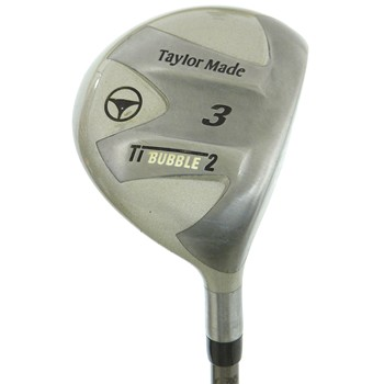 TaylorMade TITANIUM BUBBLE 2 Fairway Wood Preowned Golf Club