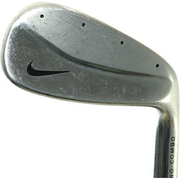 Nike FORGED PRO COMBO Iron Individual Preowned Golf Club