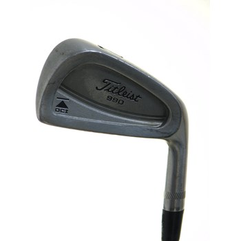 Titleist DCI 990 Iron Individual Preowned Golf Club