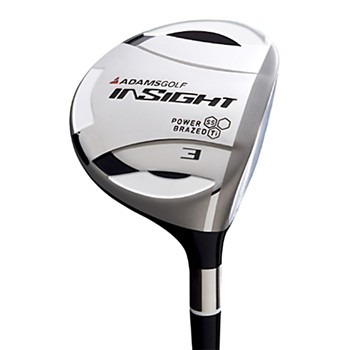 Adams Insight BUL Fairway Wood Preowned Golf Club