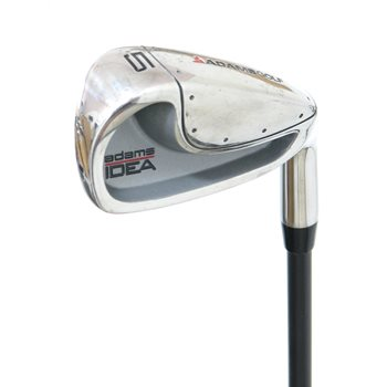 Adams IDEA Iron Individual Preowned Golf Club