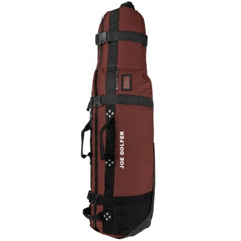 Club Glove Burst Proof With Wheels 2 Travel Golf Bag