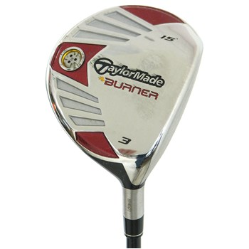 Taylor Made Burner Steel Fairway Wood Preowned Golf Club
