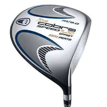Cobra Speed LD M Offset Driver Preowned Golf Club