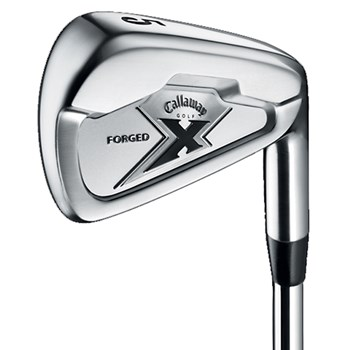 Callaway X Forged 2007 Iron Set Preowned Golf Club