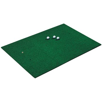 Izzo 3 x 4 Chipping and Driving Mat Mats Golf Bag