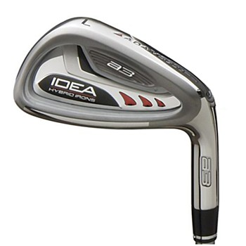 Adams Idea A3 Iron Set Preowned Golf Club