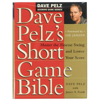 Booklegger Dave Pelz's Short Game Bible Books
