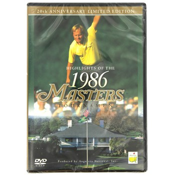 Booklegger 1986 Masters Highlights DVDs