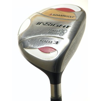 Adams Insight Belle Fairway Wood Preowned Golf Club