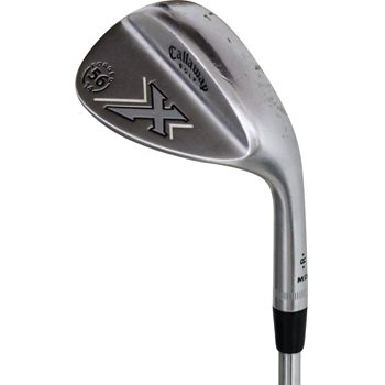 Callaway X-Forged White Chrome Wedge Preowned Golf Club