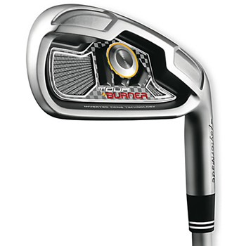 TaylorMade Tour Burner Iron Set Preowned Golf Club